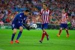 «Атлетико» приняла «Челси» в матче Лиги чемпионов