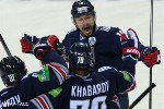 Хоккеисты магнитогорского клубы «Металлург» выиграли Кубок Гагарина