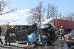 Три человека погибли в ДТП с автобусом в Санкт-Петербурге
