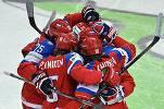 Вторая победа сборной России на ЧМ в Минске, 4:2