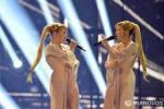 Сестры Толмачевы на «Евровидении-2014» заняли 7 место