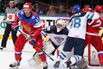 Еще одна победа сборной России в Минске