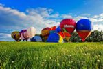 В Дмитрове проходит чемпионат Московской области по воздухоплаванию