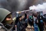 Украинская сторона уже не отрицает наркотики на Майдане