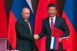 Начинается второй день официального визита Путина в Китай