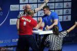 Сборная России по армрестлингу заняла первое место на первом чемпионате Европы в Баку