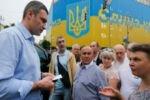 Из-за палаток на Майдане, Кличко не может нормально добираться на работу