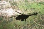 В Мурманской области в озеро рухнул вертолет