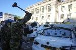 Нападение на посольство России в Киеве: организованная провокация