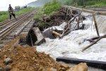 По Сахалину прошел циклон