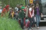 Россия принимает украинских беженцев