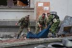 Киев обвинил ополченцев Луганска в гибели российских журналистов