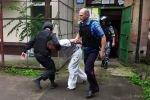 """Житель Одессы выбросил с балкона бабушку с криками """"Слава Украине!"""""""