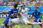 Мундиаль 2014 - Пранделли вне себя от негодования: футболистам можно кусаться?