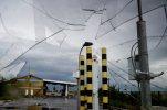 Еще одна съемочная группа российского телевидения пострадала в Луганской области