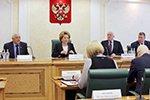 Руководство Совета Федерации порекомендовало сенаторам не выезжать за рубеж