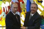 Путин пообещал оказать помощь Кубе в преодолении введенной США блокады