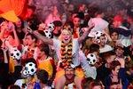 Футбольные фанаты из-за проигрыша аргентинской сборной в ЧМ устроили беспорядки в городе