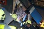 Трагедия в метро: искореженный вагон пришлось вскрывать несколько часов