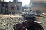 Украинские военные могли обстреливать Славянск запрещенными снарядами