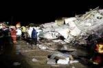 Крушение самолета на Тайване: выжившая пассажирка слышала похожие на взрывы хлопки