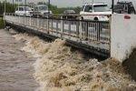 Магадан во власти стихии: четырехмесячная норма осадков за три дня