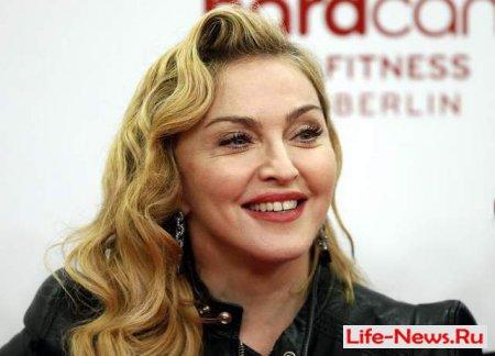 Мадонна взяла попечительство над Детройтом
