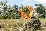 Венесуэльскими военными на границе с Колумбией сбит самолет