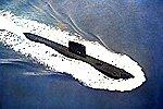 От берегов России отогнана японская подлодка