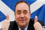 Победа в теледебатах о независимости Шотландии – за первым министром