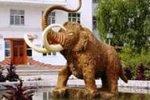 Путин побывал в музее мамонта в Якутске