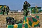 На новые украинские учения из НАТО приедут 1000 военных