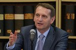 Дипломатическая ловкость Сергея Нарышкина