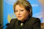 Валентина Матвиенко сообщила о том, что число граждан РФ, желающих защищать интересы населения Донбасса, постоянно растет