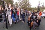 В Челябинске 240 турникменов установили мировой рекорд по подтягиваниям