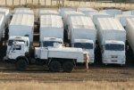 Второй гуманитарный конвой готов пересечь российско-украинскую границу