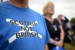 Результаты будущего референдума в Шотландии