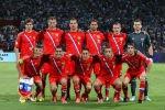 Россия и в футболе соперничает с Украиной