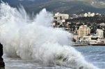 В Крыму и на Кубани идет ликвидация последствий стихии