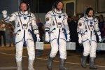В составе очередной космической вахты на МКС прибыла россиянка Елена Серова