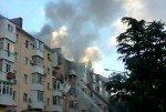 В Туапсе в пятиэтажке произошел взрыв бытового газа