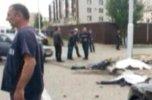 Взрыв омрачил День города в Грозном