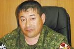 Полковник Султангабиев пошел на поправку