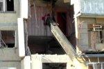 В Данкове Липецкой области произошел взрыв газа в жилом доме. Есть жертвы