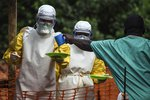 США: вклад России и Китая в дело по борьбе с лихорадкой Эбола не сравним с американским