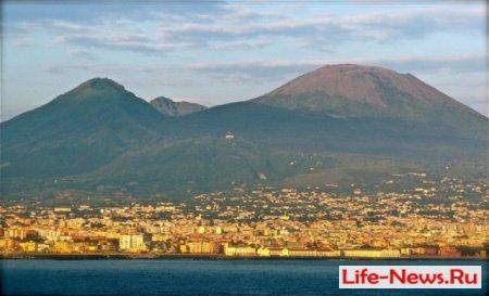 Вулкан Везувий, Неаполь (Италия)