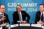 По итогам саммита «Большой двадцатки» в Брисбене принято итоговое коммюнике