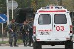 В районе Сунженский в Чечне при ликвидации боевиков ранено двое полицейских