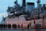 """Российские моряки допущены на """"Мистраль"""""""
