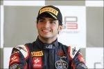 Карлос Сайнс-младший стартует в Формуле-1
